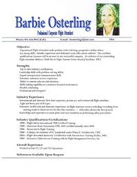 Flight Attendant Resume Templates Best Of Flight Attendant Job Description Resume Top 24 Flight Attendant