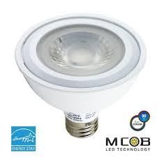 Par30 Warm White Led Flood Light Euri Lighting 75w Equivalent Warm White 2700k Par30 Short