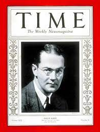 TIME Magazine Cover: Philip Barry - Jan. 25, 1932 - Theater - Writers
