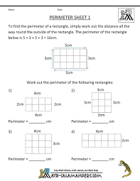Best 25+ Perimeter worksheets ideas on Pinterest | Kids math, I ...