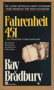 fahrenheit 451 book cover poster lou s review of fahrenheit 451 of fahrenheit 451 book cover fahrenheit 451 book cover poster fahrenheit 451 author ray