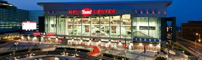 Kfc Yum Center Tickets And Seating Chart