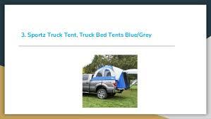 Top 10 best truck bed tents in 2019
