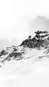 nl04-mountain-white-snow-winter-minimal-bw