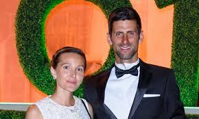 Novak djokovic, competing in the 2019 u.s. Novak Djokovic Confirms Birth Of Daughter With Sweet Photo Hello