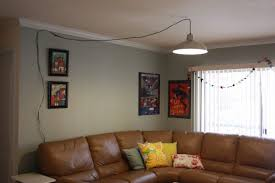 pendant lighting plug in. Bathroom Delightful Hanging Lamp Plug Pendant Lighting In