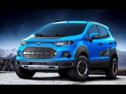 2018 ford ecosport. simple ford 2018 ford ecosport subcompact suv coming to usa with 10l and 20l engines ford ecosport