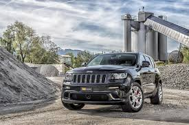 Jeep Grand Cherokee SRT8 and Dodge Challenger SRT8 by O.CT Tuning