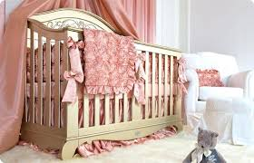 gold crib bedding sets dressers attractive designer crib bedding endearing pink and gold nursery attractive designer gold crib bedding