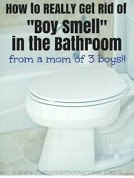 How To Get Urine Smell Out Of Bathroom Best How To Get Rid Of Boy Smell In The Bathroom Organization