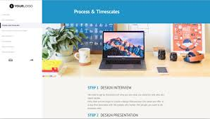 Latest Website Design Templates This Free Website Design Proposal Template Won 155m Of