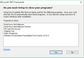 net framework 4 8 offline installers