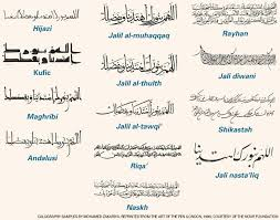 different arabic fonts fonts pinterest arabic font arabic