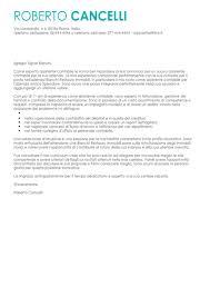 Lettera Di Presentazione Esempio Lettera Di Presentazione Modello Lettera Di