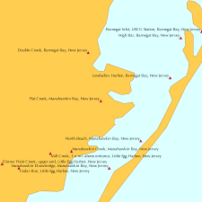 Tide Chart Lbi New Jersey Flat Creek Manahawkin Bay New Jersey Tide Chart