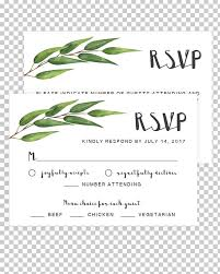 Party Rsvp Template