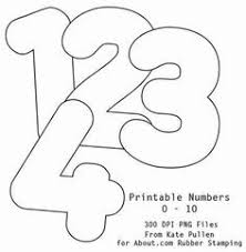 number templates 1 10 its as easy as 1 2 3 to use free printable numbers digital stamps