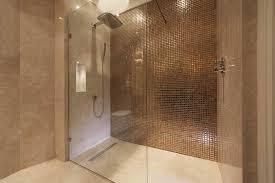 small en suite wet room