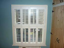 Decorative Interior Shutters Vinyl Plantation Shutter Window Series Indoor  For .