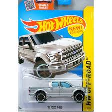 Hot Wheels Ford F-150 Pickup Truck - Global Diecast Direct