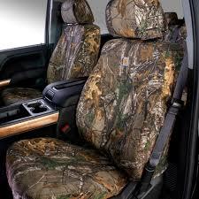 covercraft ssc3443caxg seatsaver carhartt 1st row realtree camo bench seat covers