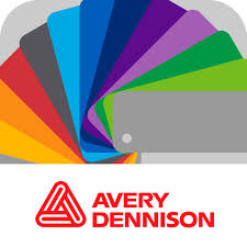 Avery 900 Supercast Colour Chart Avery Dennison Launched New Mobıle Colour Swatch App At