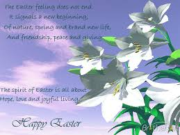 Beautiful Easter Poems Quotes Best of Happy Easter Sunday 24 Quotes Images Wishes Bunny Pictures