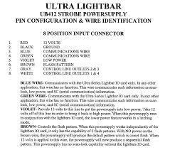 whelen light bar wiring diagram wiring wiring diagram and schematics