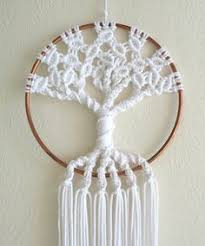 Macrame Dream Catcher Patterns Free Image result for macrame tree of life free pattern Pinteres 96