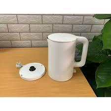 5 PHÚT NƯỚC SÔI] Ấm đun nước siêu tốc Xiaomi MIJIA 1A - Bình đun nước Xiaomi  1A – HÀNG CHÍNH HÃNG - Bình đun siêu tốc