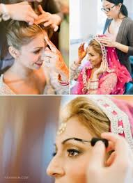 olivia ha on the job indian makeup artist toronto