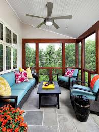 furniture for screened porch. back porch furniture patio walmart yellow and pink cushion on blue chair seat for screened e
