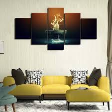 Modern Wall Decor For Living Room Online Get Cheap Jesus Modern Art Aliexpresscom Alibaba Group