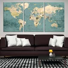 large wall art canvas large wall art push pin world map canvas print extra large world large wall art canvas  on big lots canvas wall art with large wall art canvas like this item big lots canvas wall art