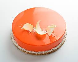 Carrot Cream Cheese Entremet Devils Food Kitchen