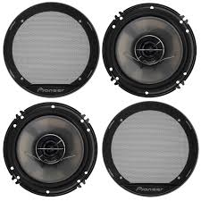 pioneer speakers. pioneer speaker 2-way coaxial 250 watt 6-1/2\ speakers