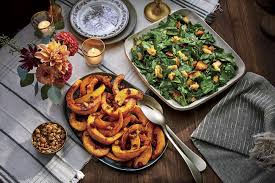 Here is a list of foods that are commonly eaten on thanksgiving. 140 Thanksgiving Side Dishes That Ll Steal The Show Southern Living