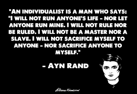 Famous Ayn Rand Quotes