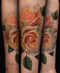 всемирно известные розы Phil Garcia Inkppl Tattoo Magazine