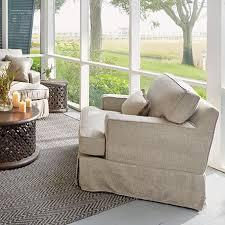 dune outdoor furniture. dune outdoor slipcovered swivel chair furniture
