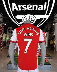 Arsenal - ❤️7️⃣