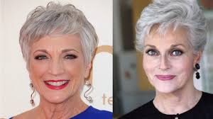 Hairstyles For 70 Year Old Women With Thin Hair Makeup Old