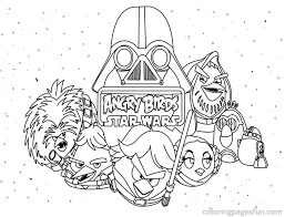 Small Picture Project Awesome Angry Birds Star Wars Coloring Book at Children