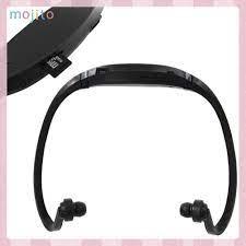 Tai Nghe Thể Thao Mojito Mp3 Hỗ Trợ Thẻ Nhớ Micro Sd Tf - Tai nghe có dây  nhét tai