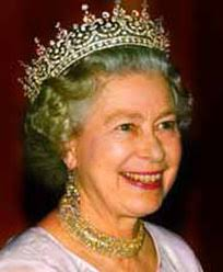 Her Majesty the Queen doesn't need a license to drive.