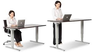 standing office table. Creative Of Office Desk Standing Desks Height Adjustable In Plan Table