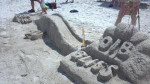 Sand Sculpture Contest Winners - Explore Ocean Isle Beach NC