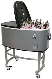 14 best patio cooler cart images on patio coolers on wheels