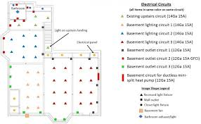 help reviewing basement wiring plan terry love plumbing remodel basement wiring jpg