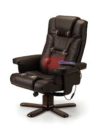 massage chair and footstool. julian bowen malmo heat massage recliner and footstool, brown: amazon.co.uk: kitchen \u0026 home chair footstool
